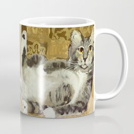 Risque Tabby Coffee Mug