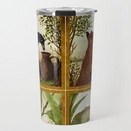 Aesop's Fables Travel Mug