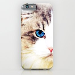 Eye of Cat - for iphone iPhone Case
