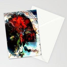 Liar's Meltdown Stationery Cards