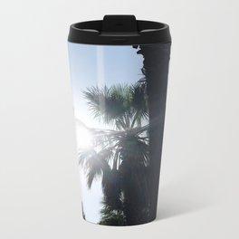 Palm Obsession Metal Travel Mug
