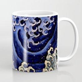 """Hokusai (1760–1849) """"Masculine wave"""" Coffee Mug"""