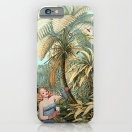GARDENING iPhone Case