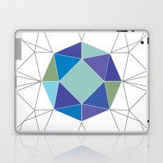 Diamonds are forever Laptop & iPad Skin