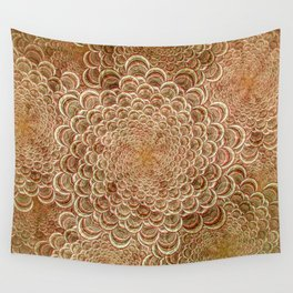 geometric abstract Wall Tapestry