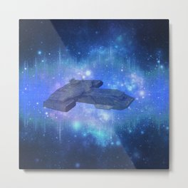 10,000 light years from home 2 Metal Print