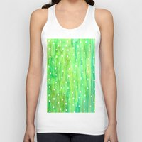 sprinkles Tank Tops featuring Sprinkles by Rosie Brown
