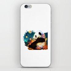 pandas dream iPhone Skin