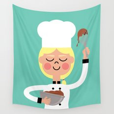 It's Whisk Time! Wall Tapestry