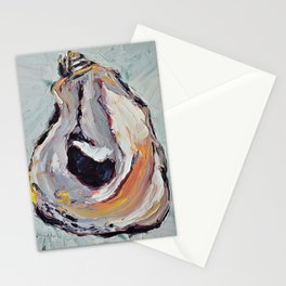 Oyster shell Stationery Cards