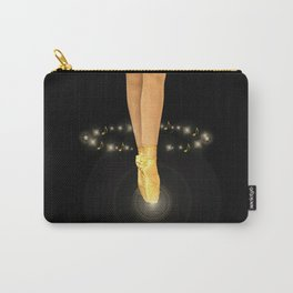 Dancing Feet Carry-All Pouch