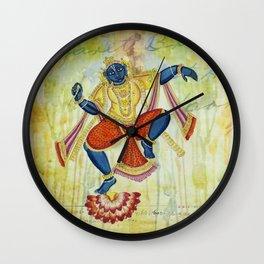 Divine series 2: Hare Krsna Wall Clock