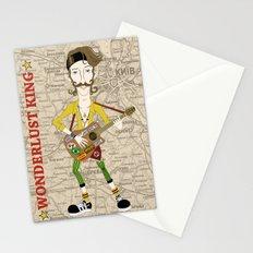 Gogol Bordello Eugene Hütz Gypsy Punk Stationery Cards