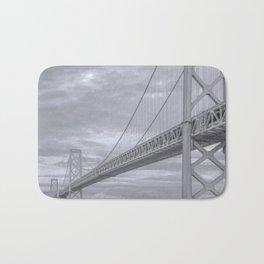 Bay Bridge Bath Mat