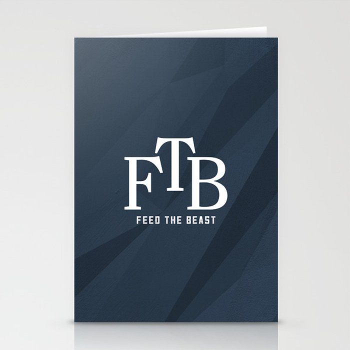 FTB Logo Stationery Cards