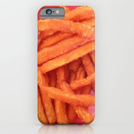 Sweet Potato iPhone Case