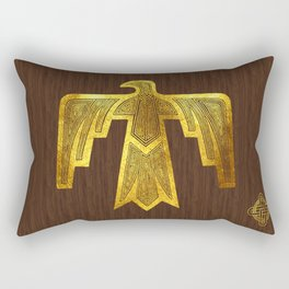 Ilvermorny Thunderbird Rectangular Pillow