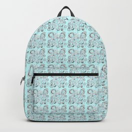 White Bubble 02 Backpack