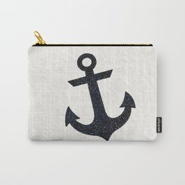Anchor Silhouette Carry-All Pouch