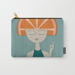 Rhymes With Orange Carry-All Pouch