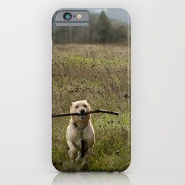 Fetching iPhone Case