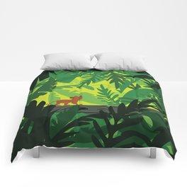 Lion King - Simba Pattern Comforters