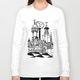 STHLM Silhouettes Long Sleeve T-shirt
