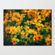 The Happy Colour Canvas Print