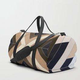 Bands pattern XX Duffle Bag