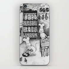 Baking Cats iPhone & iPod Skin