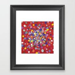 Blown Framed Art Print