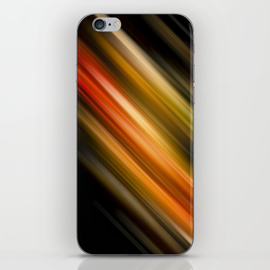Its just traffic iPhone & iPod Skin