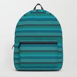 Gray blue Backpack
