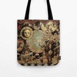 The mediaeval theater Tote Bag
