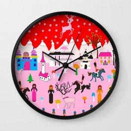 Deerfield Wall Clock