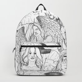 Daughters of Achelous Backpack