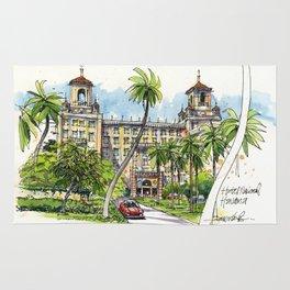 Hotel Nacional de Cuba, Havana Rug
