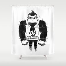 DONKSY Shower Curtain