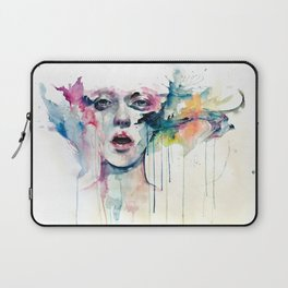 learn to bloom Laptop Sleeve