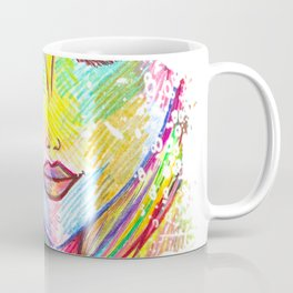 """What if I Fall? ""Oh, But My Darling, What if You Fly?"" Coffee Mug"