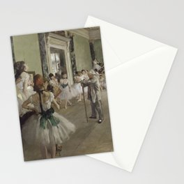 The Ballet Class Stationery Cards
