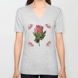 Protea Botanical Unisex V-Neck
