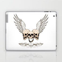 Fortune Favors The Brave Laptop & iPad Skin
