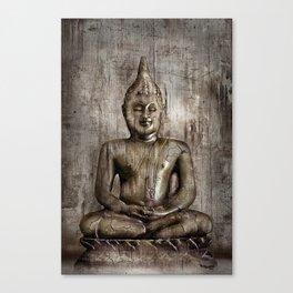Klassischer Budda Canvas Print