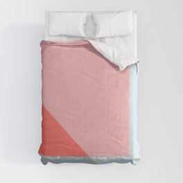 Mélange No. 2 Modern Geometric Comforters