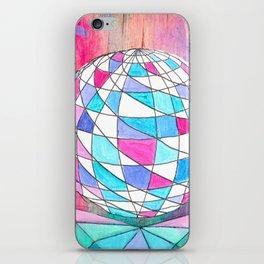 In Space. iPhone Skin