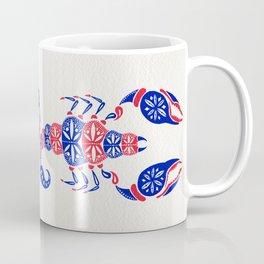 Patriotic Scorpion Coffee Mug