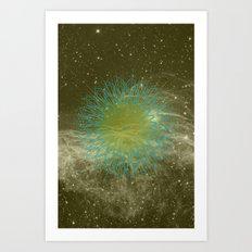 Geometrical 004 Art Print