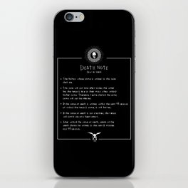 How To Use It iPhone Skin