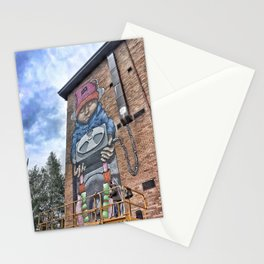 Larger Than Largey Stationery Cards